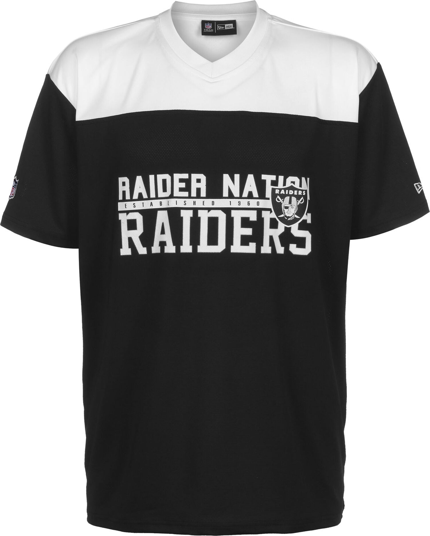 NFL Stacked Wordmark OS Oakland Raiders