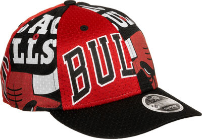 NBA All Over Low Profile 9Fifty Chicago Bulls