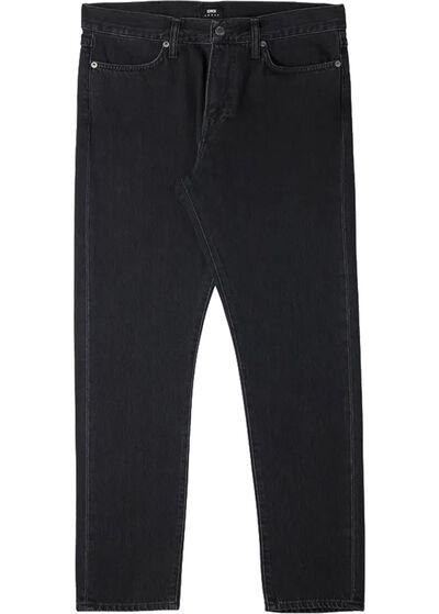 Pant Kingston Black Cotton
