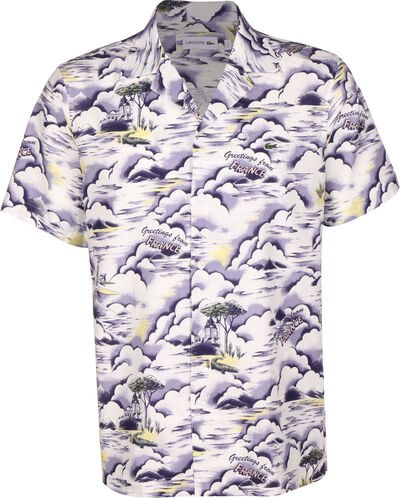 Chemise Casual Manches