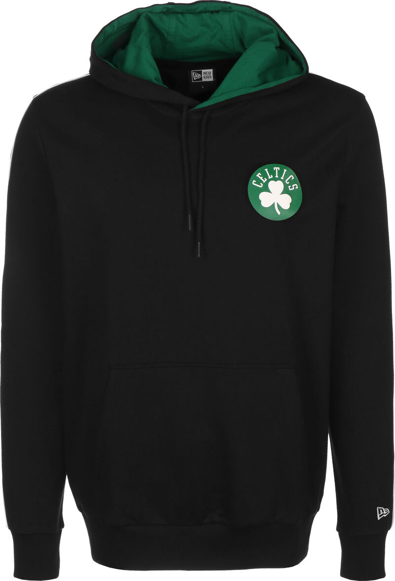 NBA Engineered Half Zip Boston Celtics