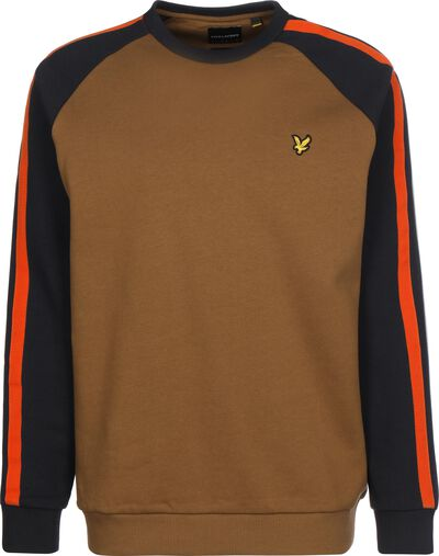 Colour Block Crew Neck