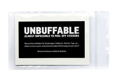Unbuffable 7x10 cm 12 pcs
