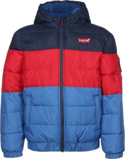 LVN Color Block Puffer I
