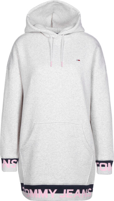 Branded Hem Sweat