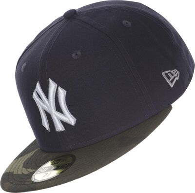 Camo Fit NY Yankees