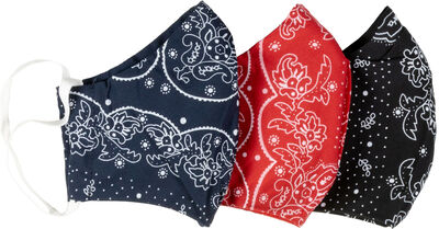 3pk Reusable Bandana