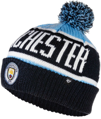 EPL Manchester City FC Calgary '47 Cuff Knit