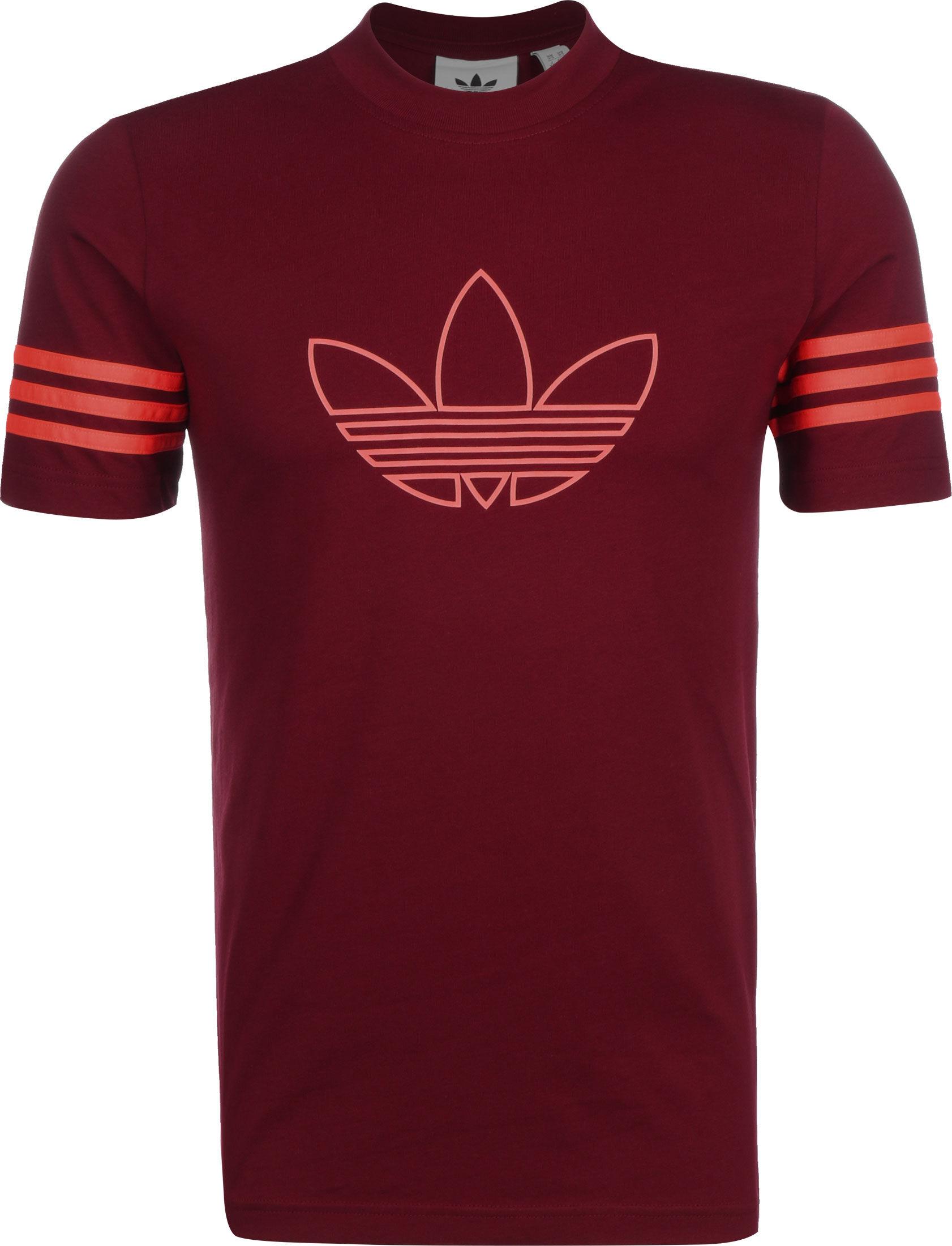 alleanza gestire Incompetenza  adidas Outline - T-Shirt su Stylefile