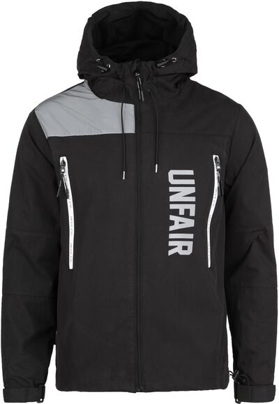 Reflective Hooded