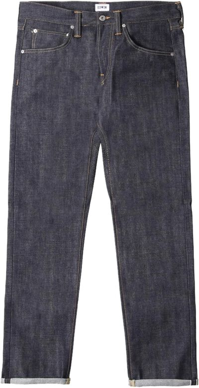 ED-55 Regular Tapered Red Listed Selvage