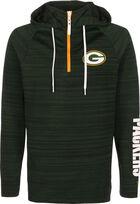 NFL Engineered Half Zip Green Bay Packers