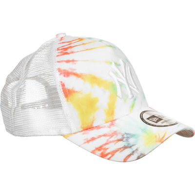 MLB Tie Dye Trucker New York Yankees