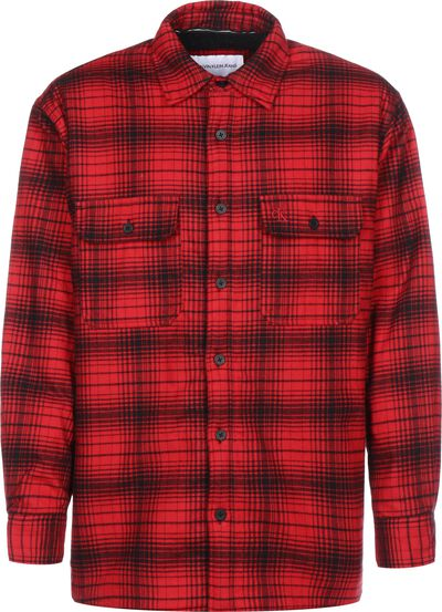 Sherpa Lined Check