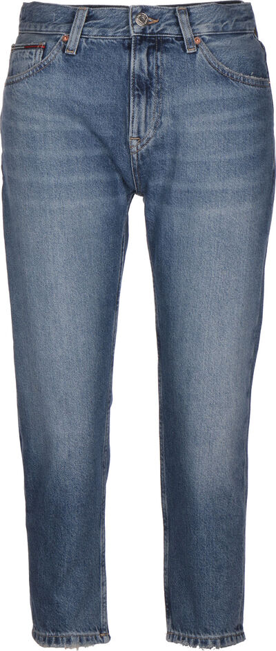 Izzy High Rise Slim Ankle