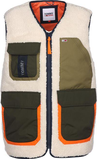 Multi Pocket Sherpa