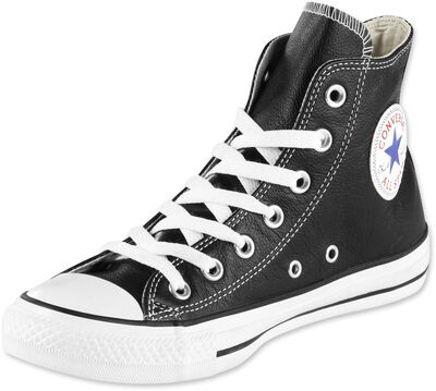 All Star Hi Leather