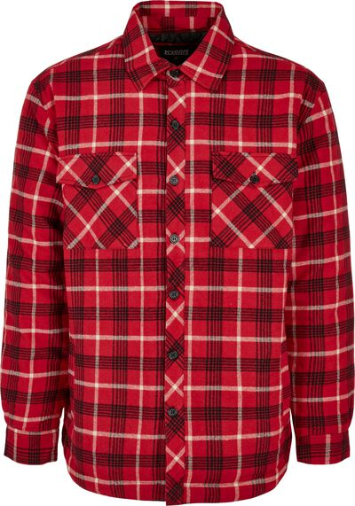 Plaid Quilted