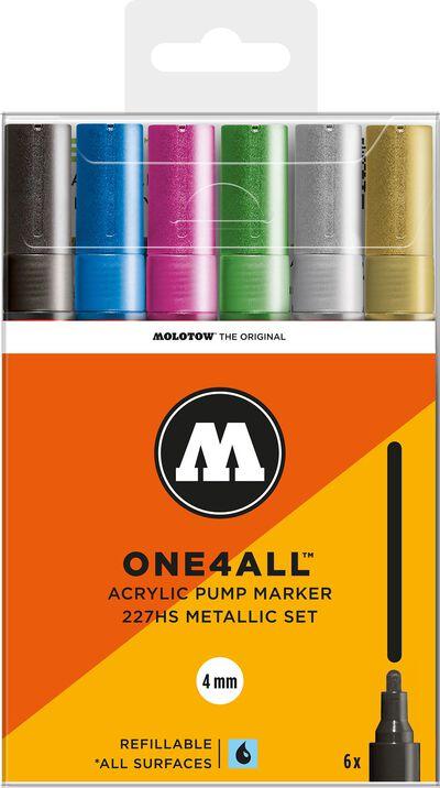 One 4 All 227 HS Metallic