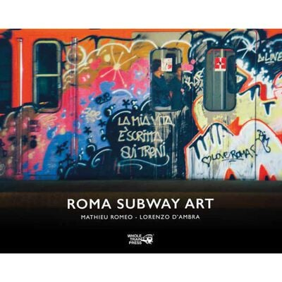 Roma Subway Art