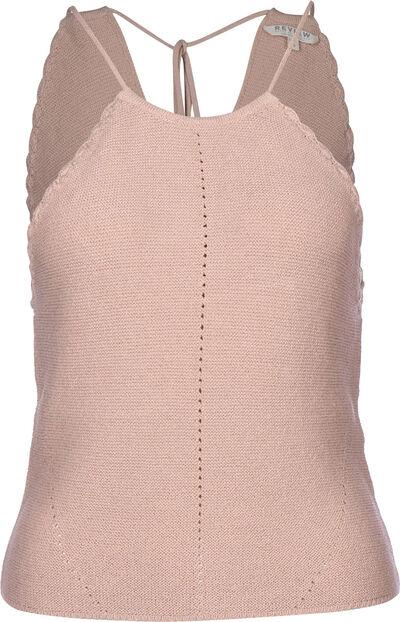 Neckholder Knit W