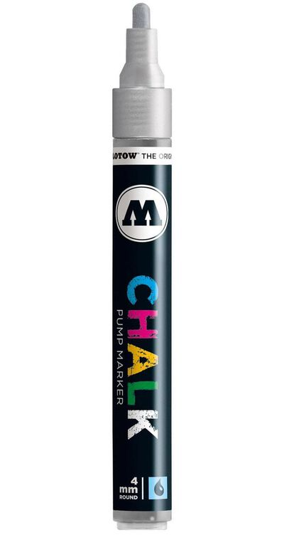 Chalk Metallic 4 mm