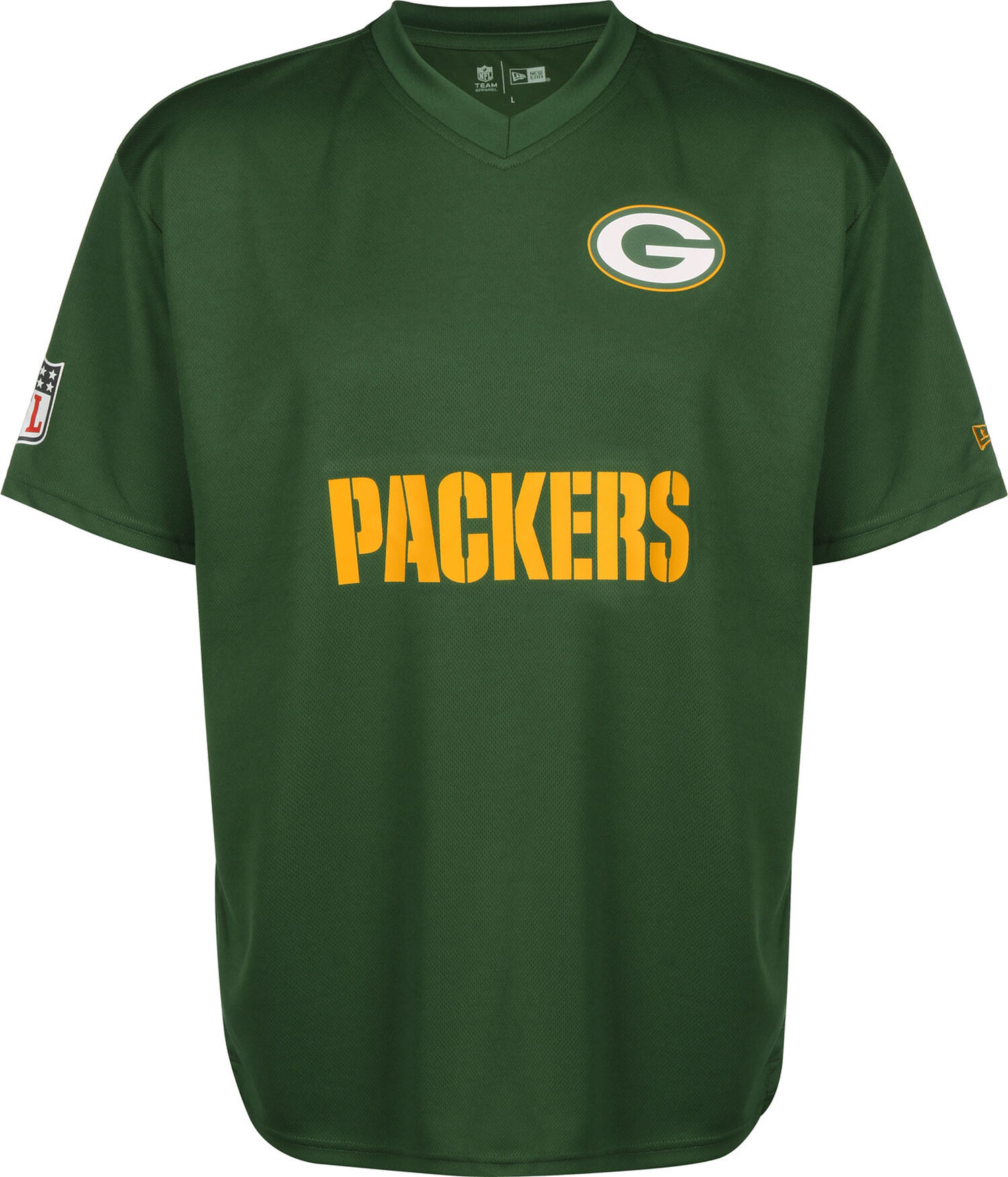NFL Wordmark Oversized Green Bay Packers