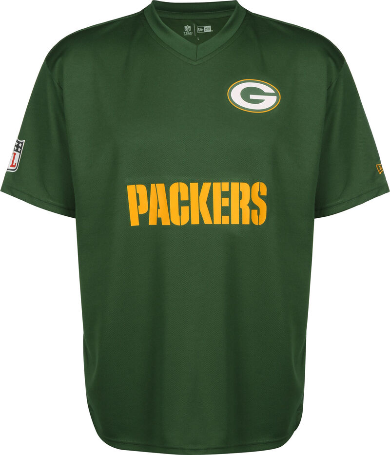 NFL Wordmark Oversized Green Bay Packers
