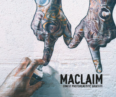 Maclaim Softcover englisch