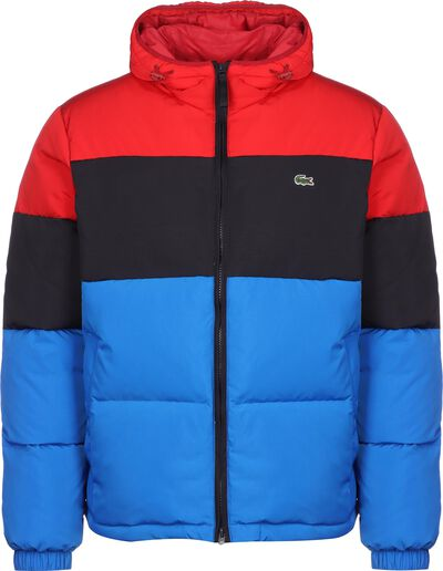 blue red black