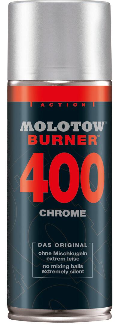 Burner Chrom 400