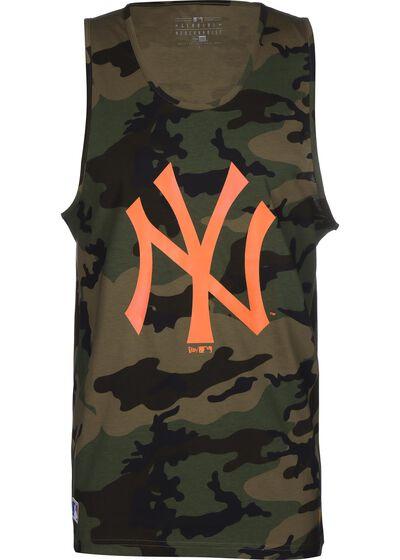 MLB NY Yankees Neon Camo