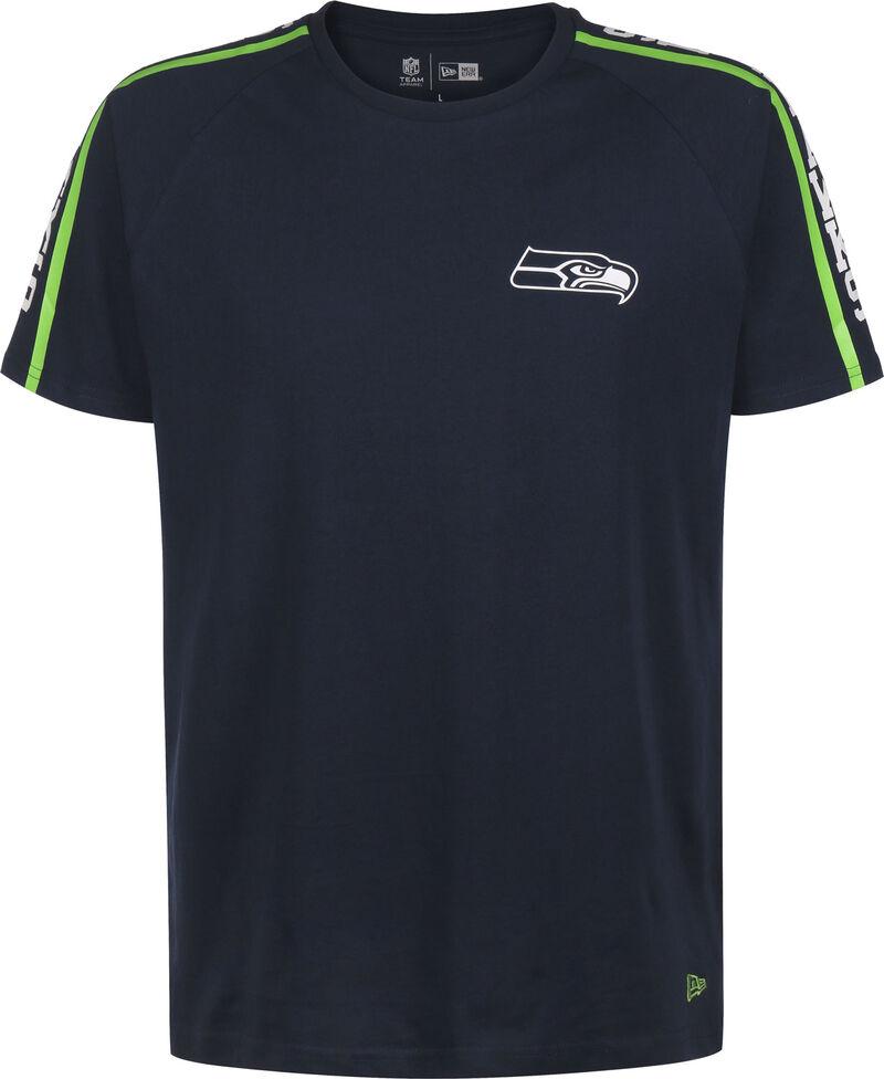 NFL Raglan Shoulder Print Seattle Seahawks