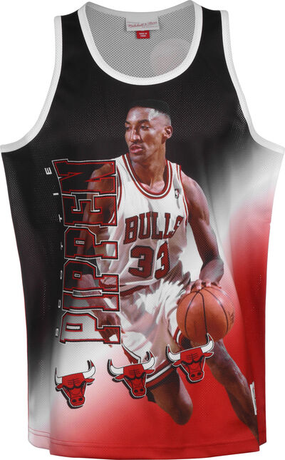 Chicago Bulls- Scottie Pippen