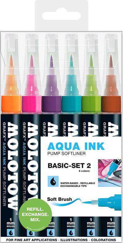 GRAFX Aqua Ink 6x
