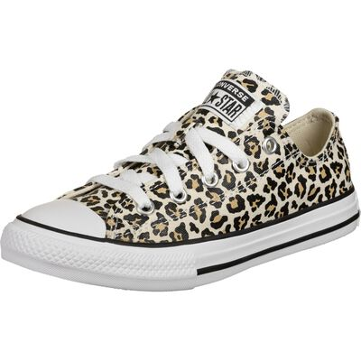 Chuck All Star Leopard Ox