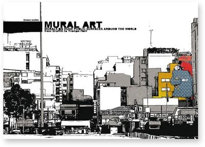 Mural Art - murals on huge