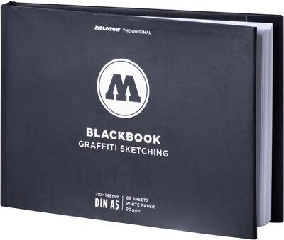 Blackbook Graffiti Sketching