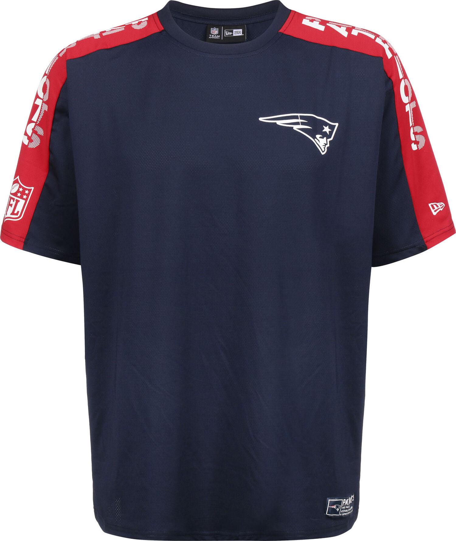 NFL Oversized Shoulder Print New England Patriots