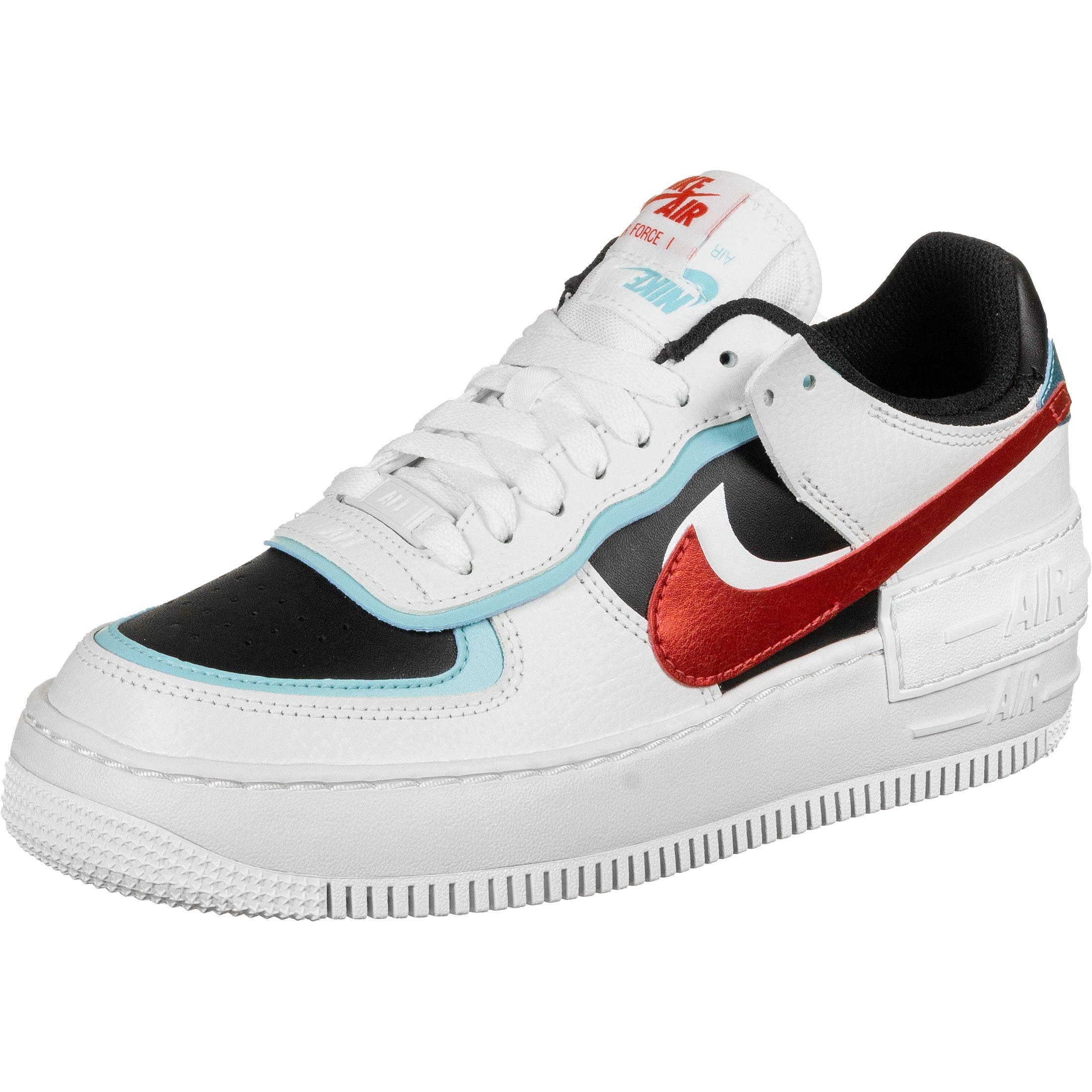 air force 1 shadow sneakers basse